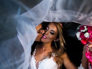 O casamento de Daniel Luiz e Liz Nathalia