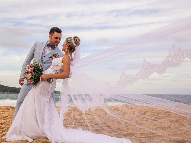O casamento de Daiane e Rodrigo