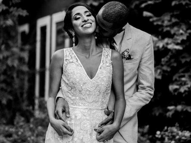 O casamento de Érica e Rafael