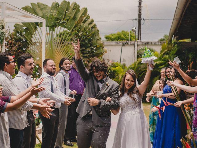 O casamento de Karla e Jambo