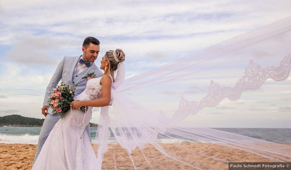 O casamento de Rodrigo e Daiane em Itapema, Santa Catarina