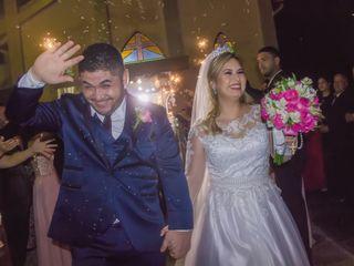 O casamento de Bianca e Jeferson