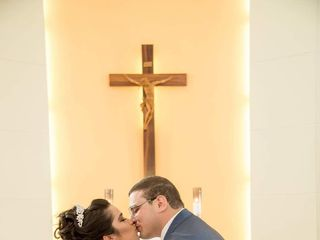 O casamento de Daiane e Gabriel 1