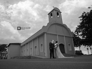O casamento de Daiane e Gabriel 2