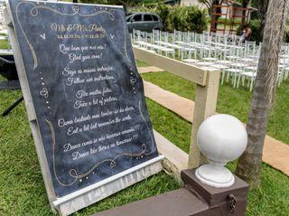 O casamento de Rita e Oni 2