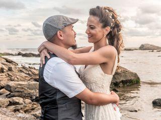 O casamento de Rita e Oni