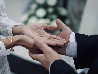 O casamento de Fabiane  e Antonio 1