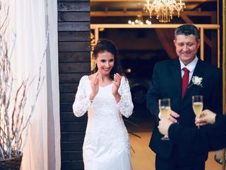 O casamento de Fabiane  e Antonio