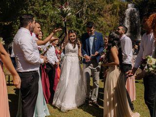 O casamento de Leticia e Mafran