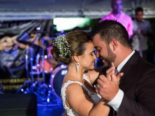 O casamento de Fabi e Luca