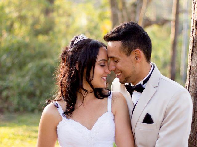 O casamento de Amanda e Willian