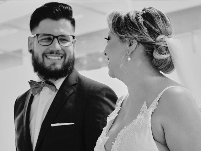 O casamento de Vanessa e Eric