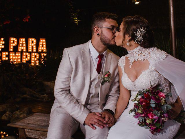 O casamento de Rafaela e Igor