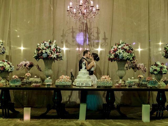 O casamento de Camila e Diego
