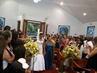 O casamento de Josi e Daniel