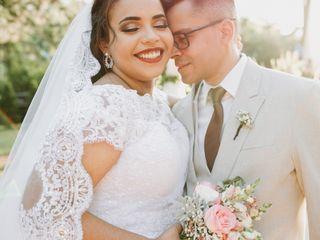 O casamento de Mariana e Augusto