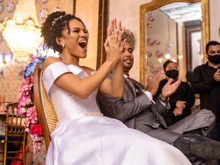 O casamento de Deborah Baia e Jhonnatan Baia 3
