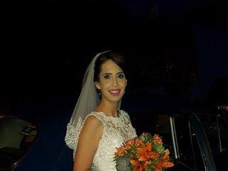 O casamento de Evelyn e Jeziel 1