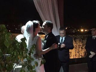 O casamento de Evelyn e Jeziel