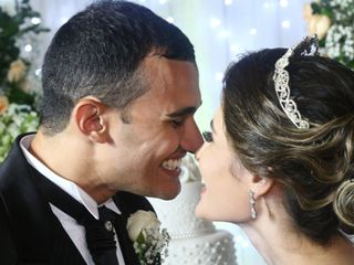 O casamento de Sandra e Lucas