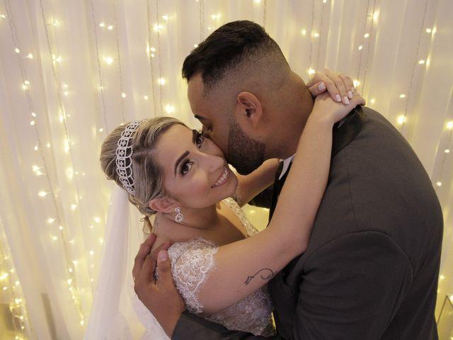 O casamento de Natacha e Eriton