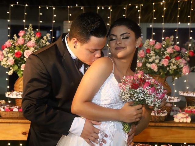 O casamento de Mayara e Lucas