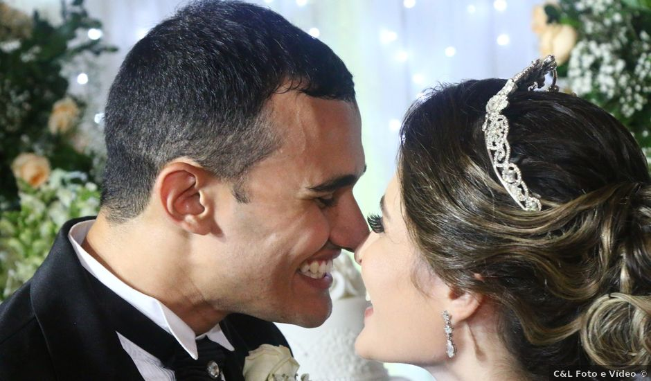 O casamento de Lucas e Sandra em Fortaleza, Ceará