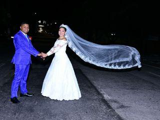 O casamento de Andreza e Roberto
