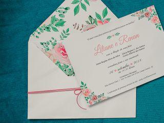 O casamento de Liliane e Renan 3