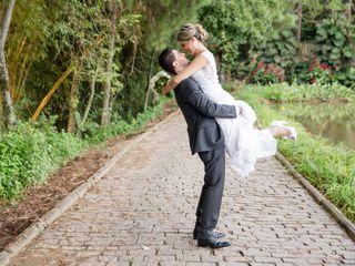 O casamento de Michelle e Hudson 1