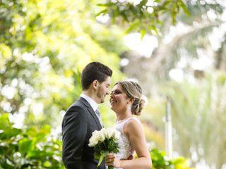 O casamento de Michelle e Hudson 3