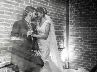 O casamento de Danielle e André Luiz