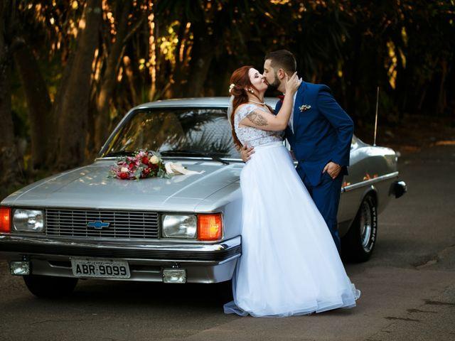 O casamento de Brenda e Thiago