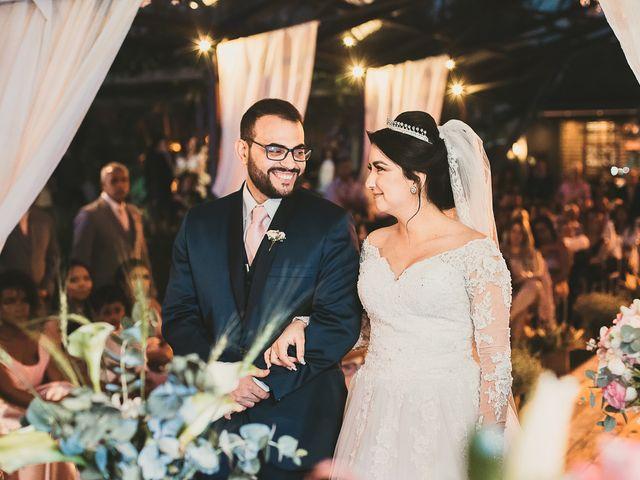 O casamento de Liliane e Renan
