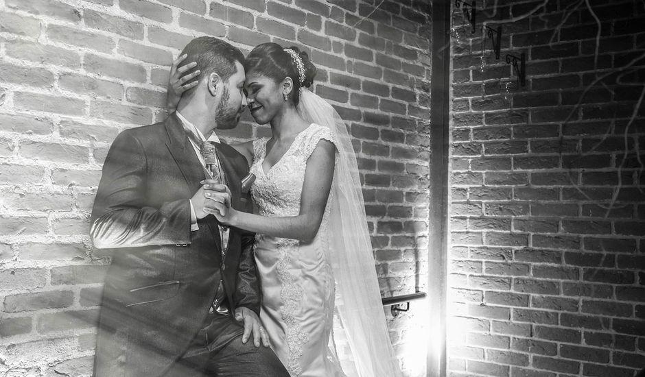O casamento de André Luiz e Danielle em Osasco, São Paulo
