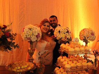 O casamento de Maíra  e Jhonatan