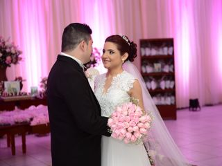 O casamento de Joanízia e Leandro 2