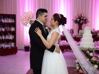 O casamento de Joanízia e Leandro 3