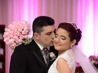 O casamento de Joanízia e Leandro