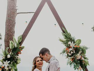 O casamento de Michelle e Marcos 1