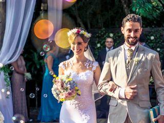 O casamento de Bruna e Caio