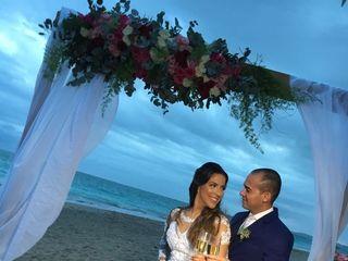 O casamento de Fabiana e Francisco 1