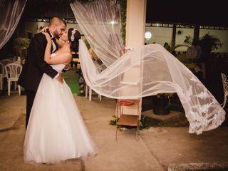 O casamento de Hanny e Eduardo