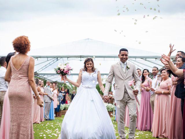 O casamento de Adrielli e Jailson