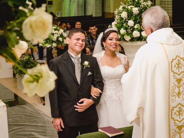 O casamento de Natiane e Fábio