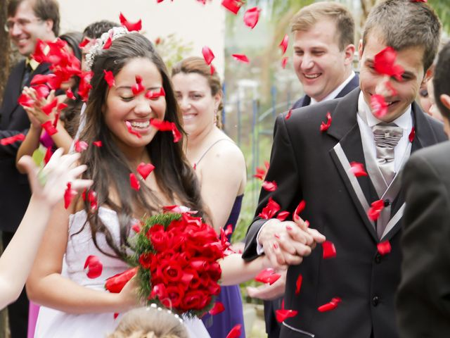 O casamento de Paulo e Vanessa em Mogi das Cruzes, São Paulo 8