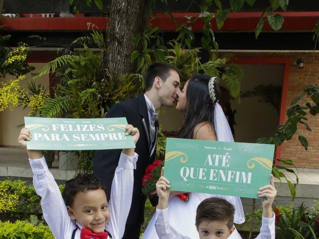 O casamento de Paulo e Vanessa em Mogi das Cruzes, São Paulo 9