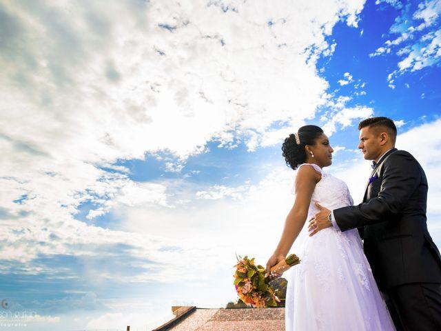 O casamento de Cristiane e Edson