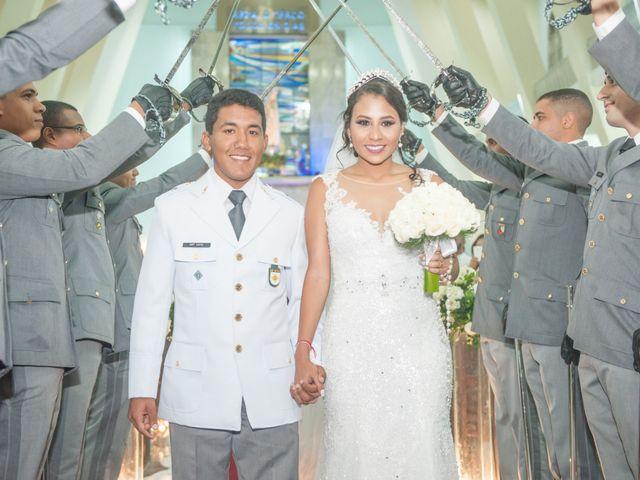 O casamento de Elidiane e Cassio