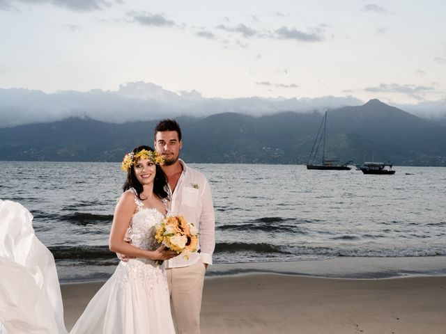 O casamento de Cintia e Bruno